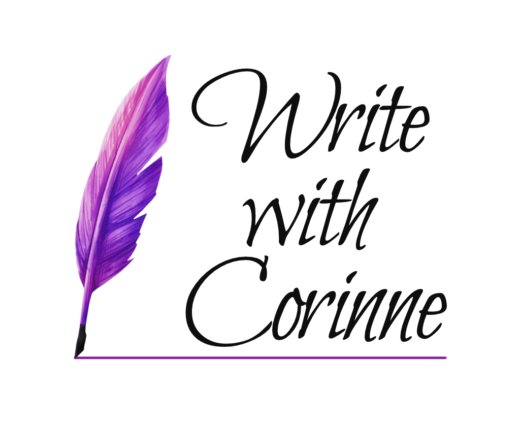 Logo WriteWithCorinne